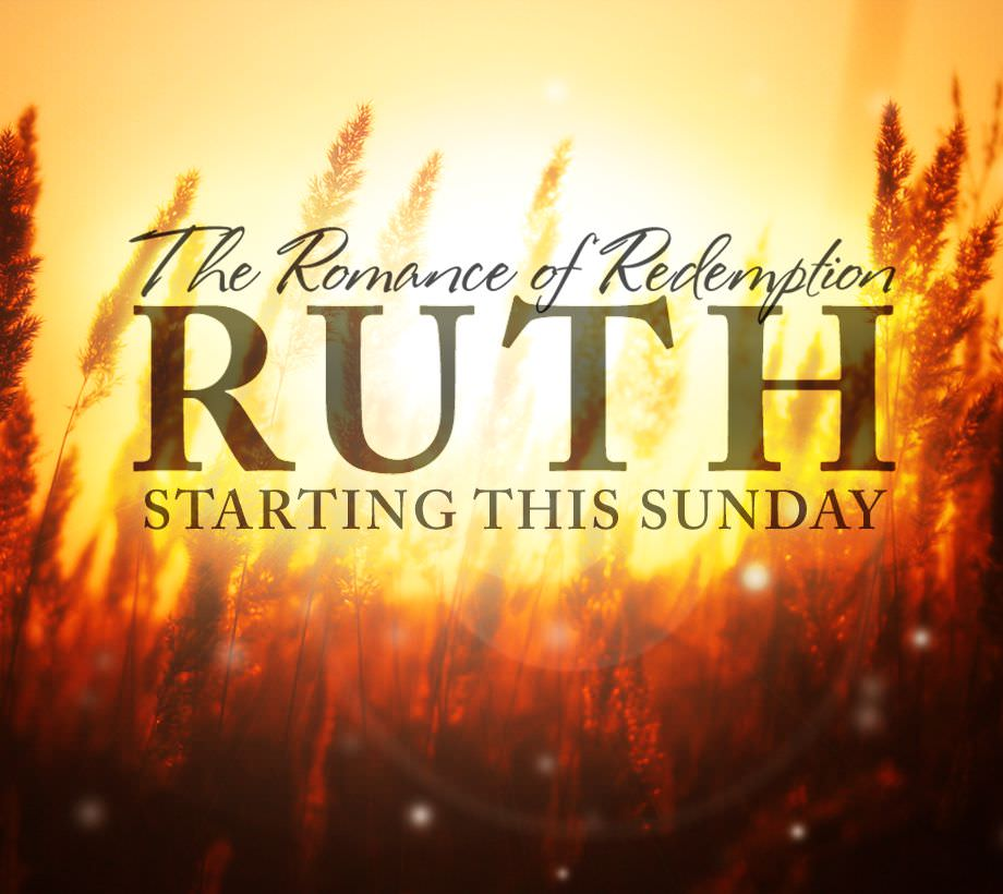 Ruth: The Romance of Redemption Series Artwork