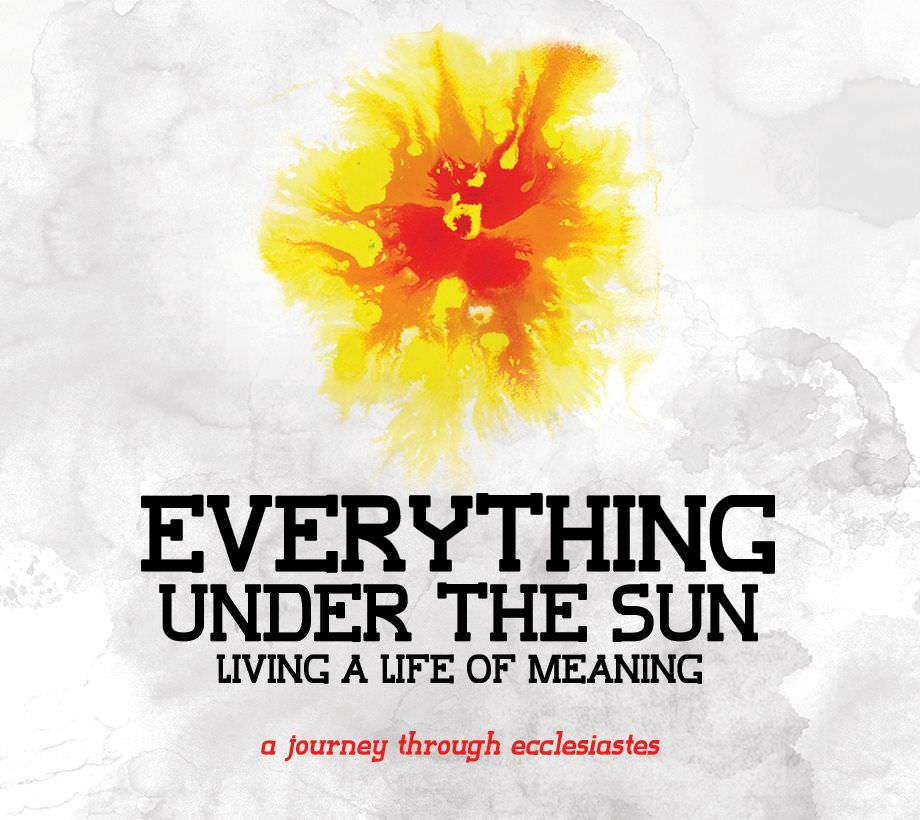Everything Under the Sun Series Artwork